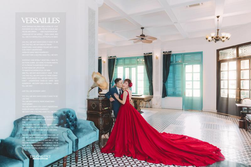Top 5 Địa chỉ chụp ảnh cưới đẹp nhất Thanh Sơn, Phú Thọ