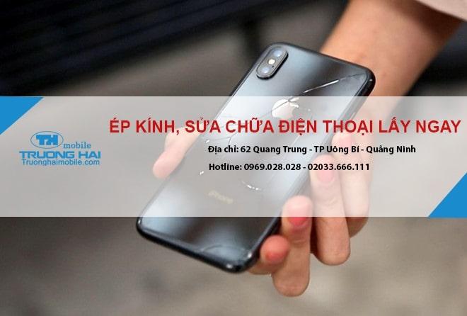 Top 6 Địa chỉ sửa điện thoại uy tín nhất tại TP. Uông Bí, Quảng Ninh