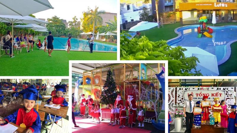 Top 4 Trường mầm non tốt nhất tại Ninh Thuận
