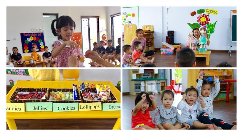 Top 7 Trường mầm non tốt nhất Phú Thọ