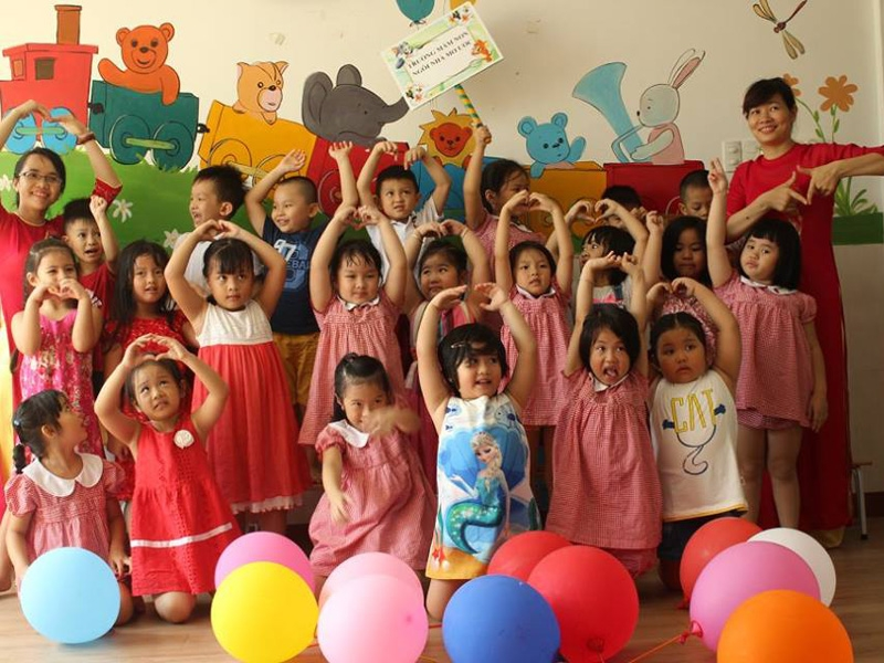 Top 10 Trường mầm non tốt, uy tín nhất Nhà Bè, TP Hồ Chí Minh