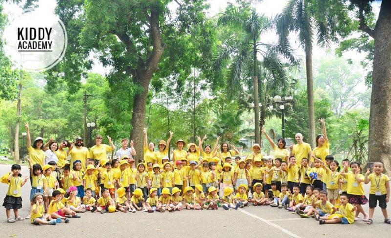 Top 10 Trường mầm non tư thục tốt nhất quận Cầu Giấy, Hà Nội