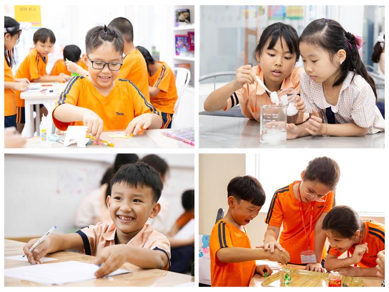 Top 6 Trường mầm non quốc tế tốt nhất quận Tân Bình, TP. HCM