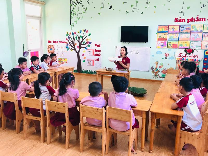 Top 8 Trường mầm non uy tín nhất tại quận Thủ Đức, TP. HCM