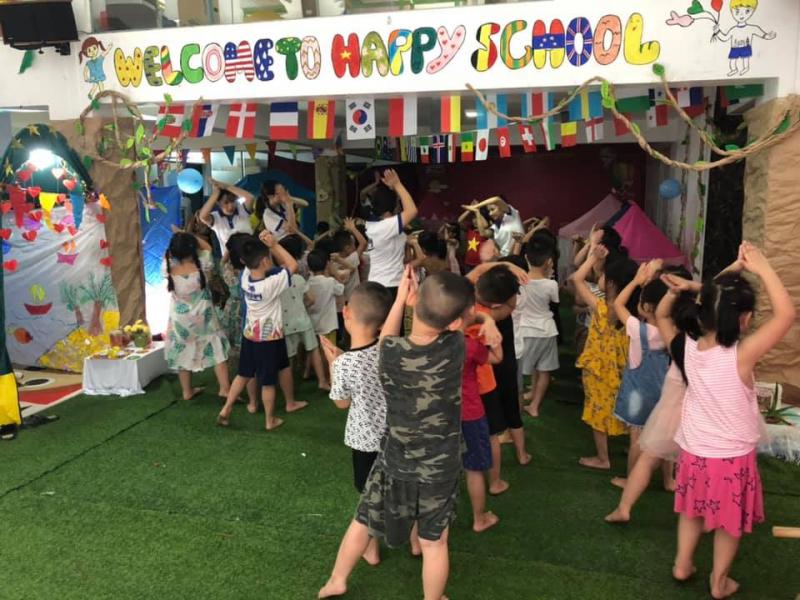 Top 10 Trường mầm non uy tín, chất lượng nhất tại Nam Định