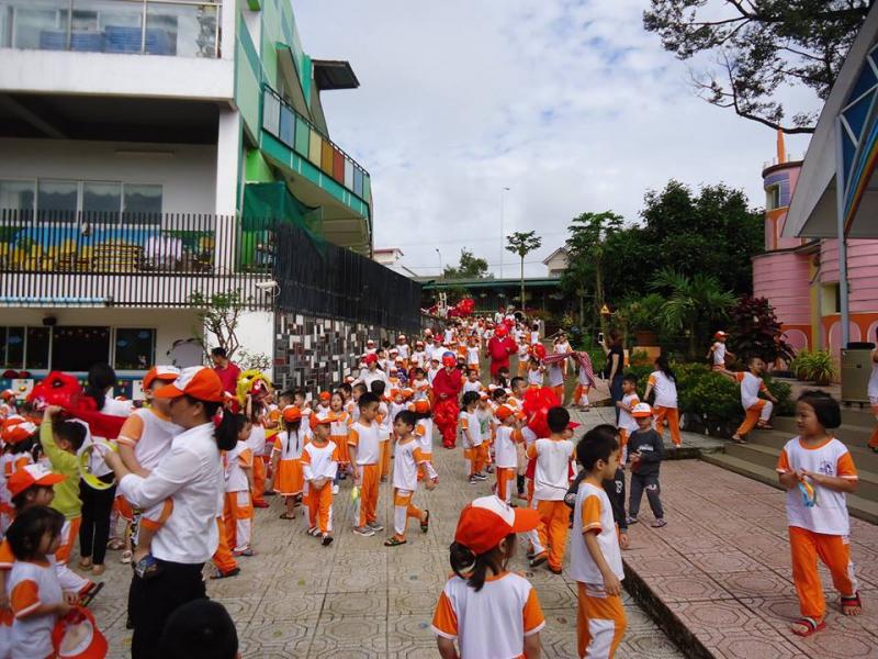 Top 6 Trường mầm non tốt nhất tại TP. Bảo Lộc