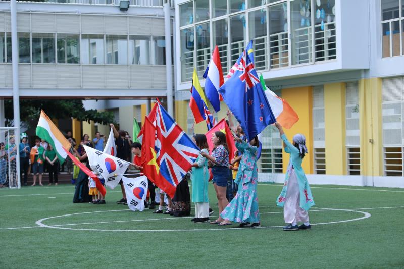 Top 10 Trường THCS Quốc tế tốt nhất tại TP HCM