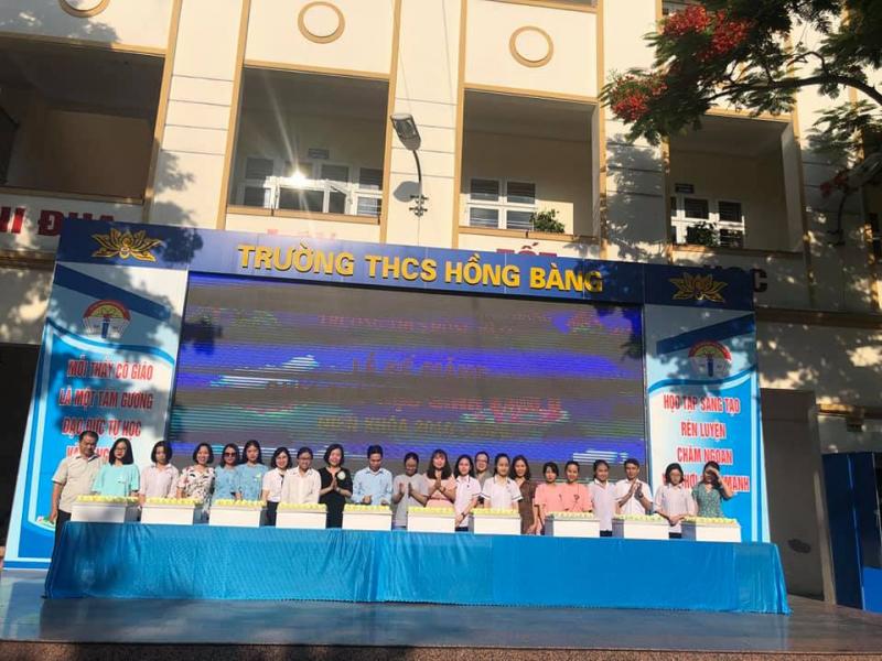 Top 5 Trường THCS tốt nhất Hải Phòng