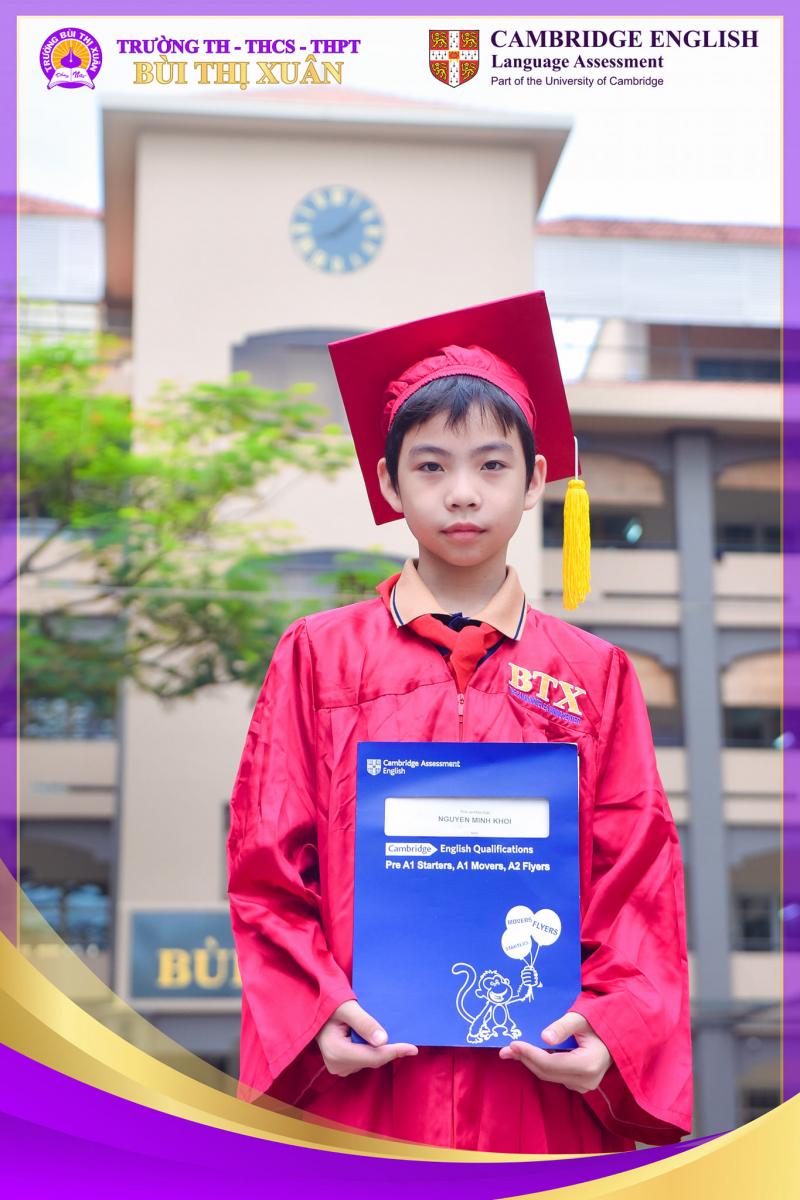 Top 5 Trường tiểu học tốt nhất Đồng Nai