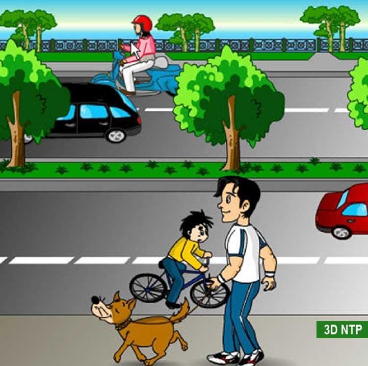 Top 10 Truyện cười giao thông hay nhất