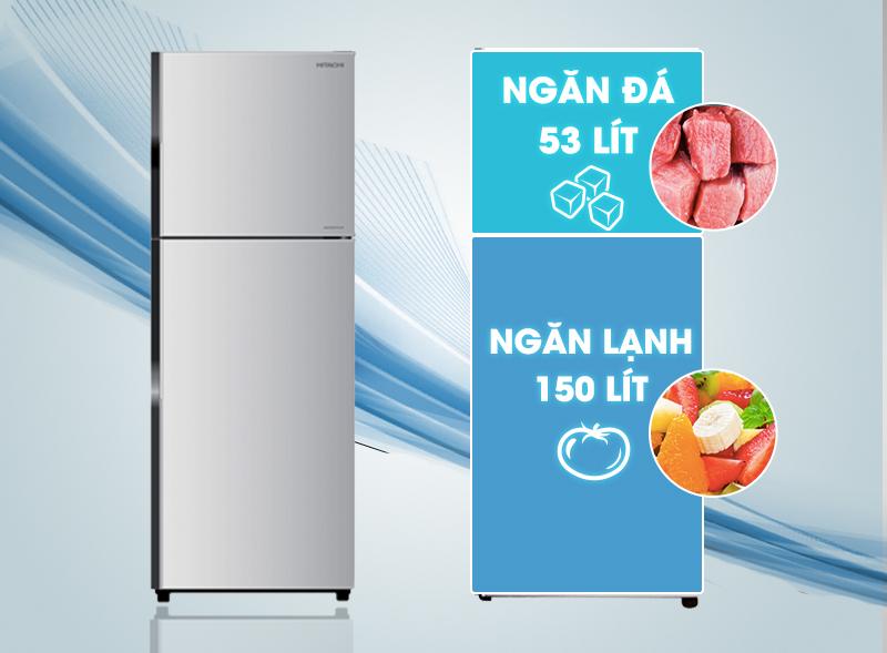 Top 10 Tủ lạnh Hitachi tốt, giá rẻ nhất hiện nay