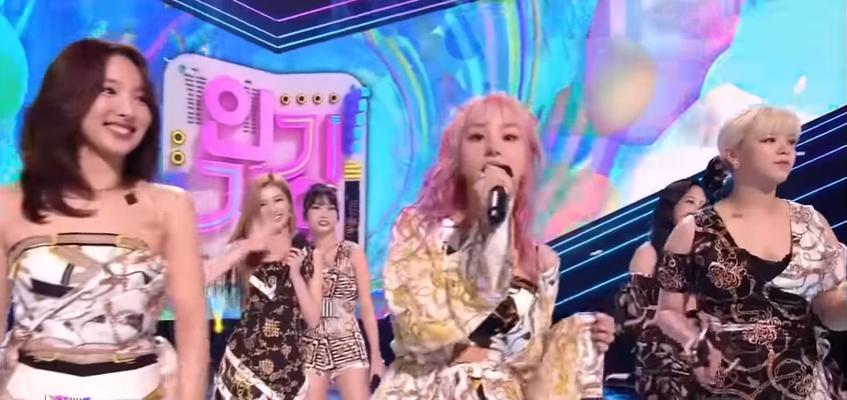 Nhóm nhạc nữ Kpop Twice lại bị chê hát kém