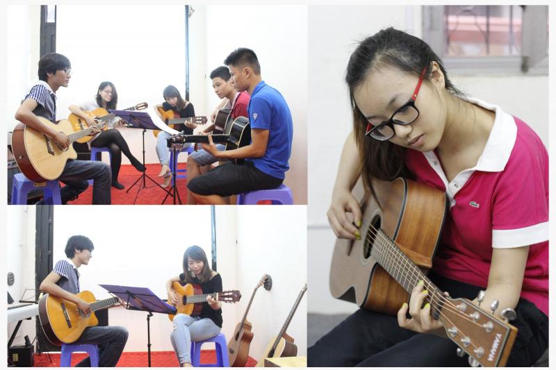 Top 6 Địa chỉ học đàn guitar giá rẻ và uy tín nhất dành cho sinh viên Hải Phòng