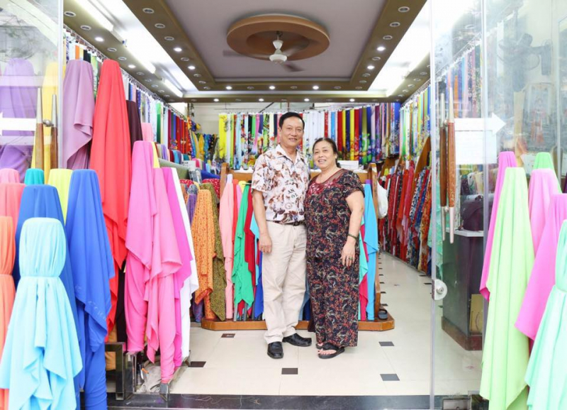 Top 6 địa chỉ mua vải đẹp và giá rẻ nhất Hải Phòng