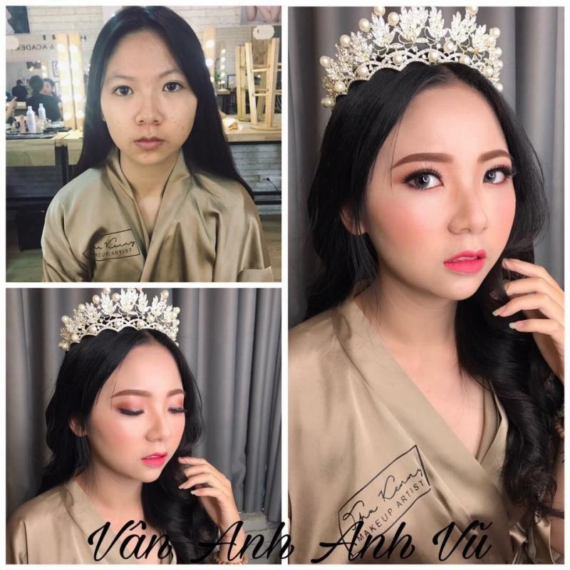 Top 5 Tiệm trang điểm cô dâu đẹp nhất TP. Cẩm Phả, Quảng Ninh