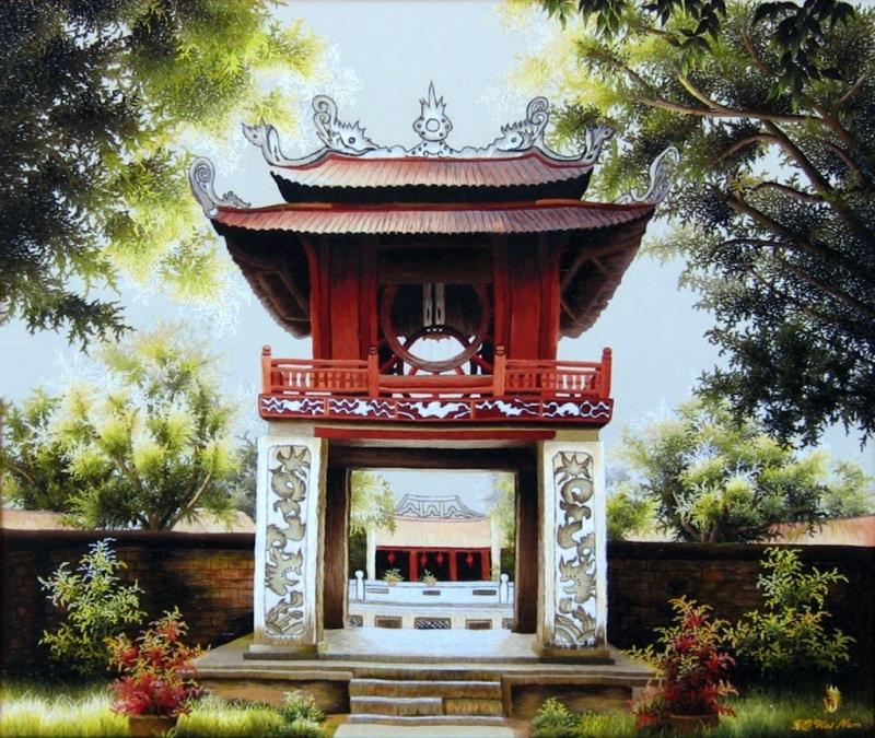 Top 10 Công trình kiến trúc tiêu biểu của thủ đô Hà Nội.