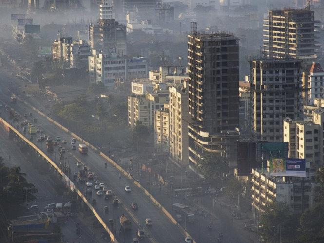 Top 8 Thành phố ô nhiễm nhất thế giới