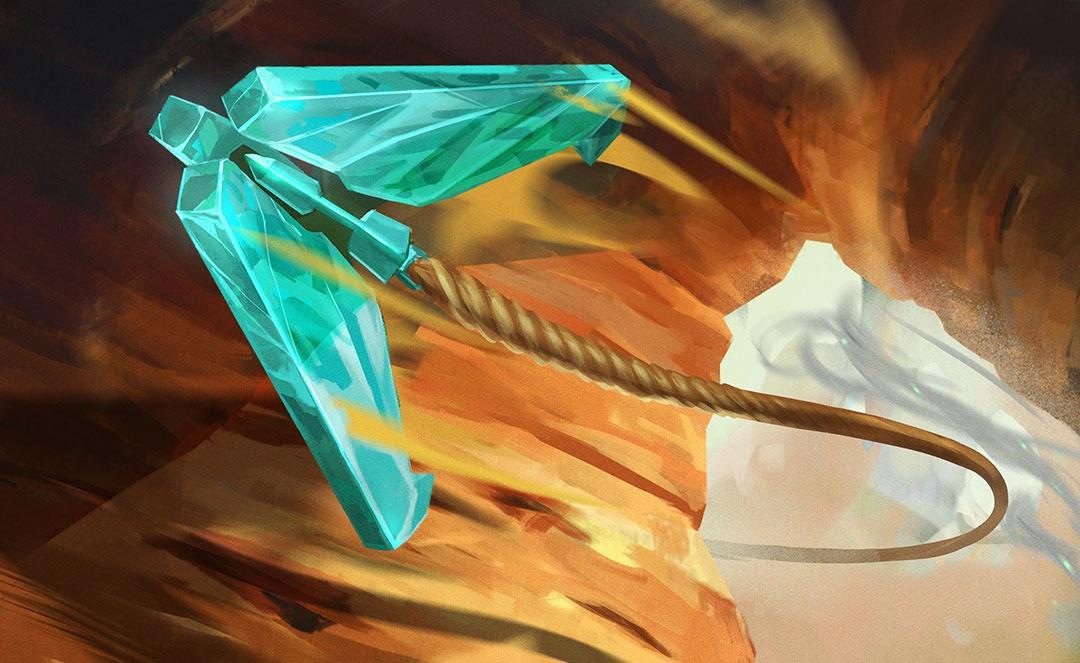 Riot Games gián tiếp xác nhận Akshan sẽ là tướng mới trong LMHT