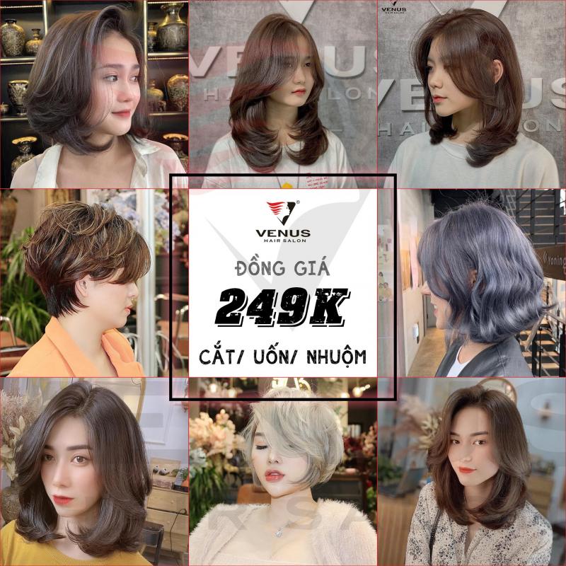 Top 10 Tiệm cắt và tạo kiểu tóc đẹp nhất Hà Nội
