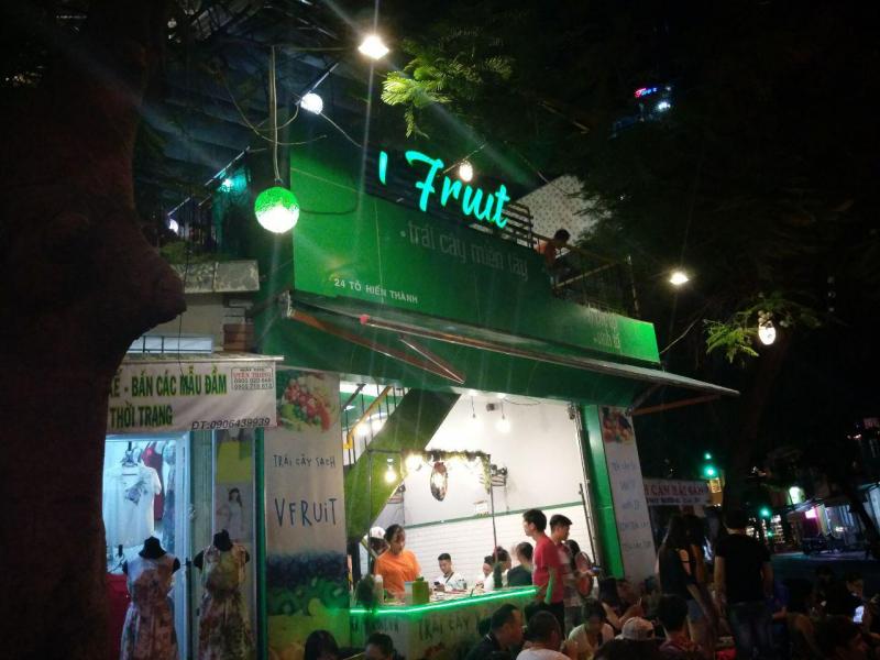 Top 8 Quán nước trái cây ngon nhất Nha Trang