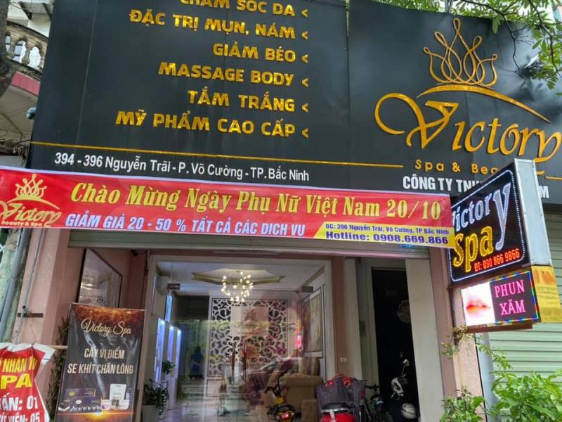 Top 7 Spa tắm trắng uy tín nhất Bắc Ninh