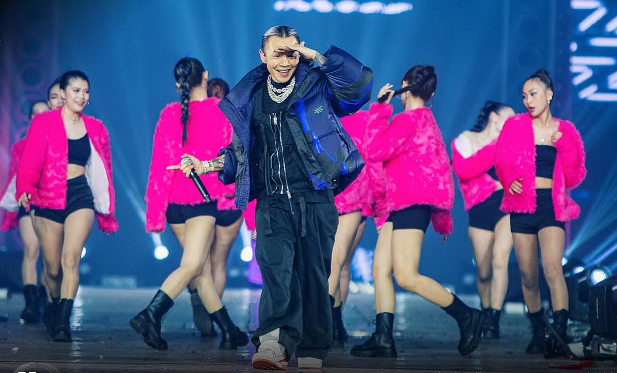 Những bài hát chưa từng lên sóng 'Rap Việt' xuất hiện ở 'Rap Việt All-Star' phát YouTube