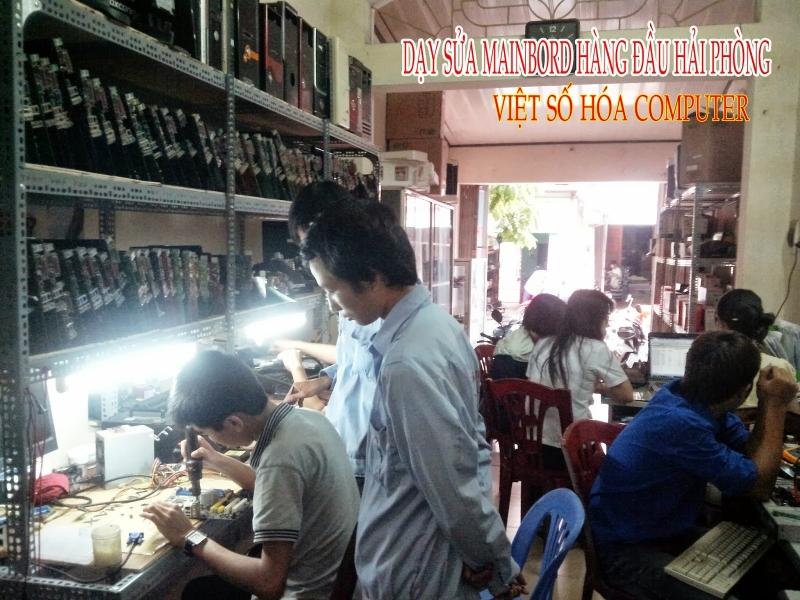 Top 9 Trung tâm sửa chữa máy tính/laptop uy tín nhất Hải Phòng