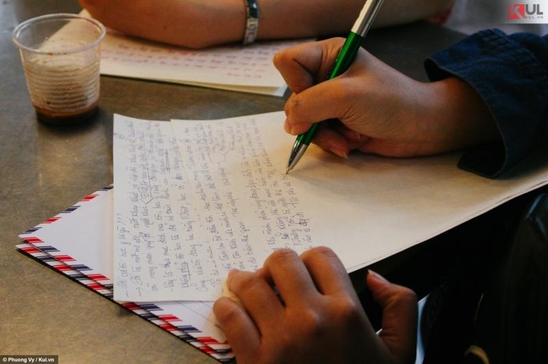 Top 13 Bài văn viết thư hay nhất lớp 4