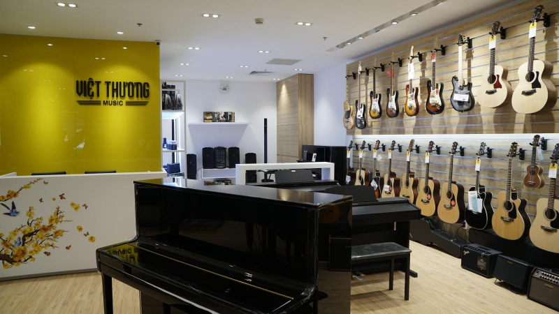 Top 10 địa chỉ bán đàn Piano chất lượng nhất tại TP HCM