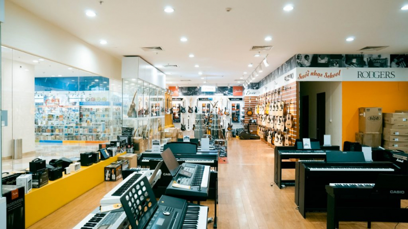 Top 6 địa chỉ bán đàn violin uy tín nhất tại Hà Nội