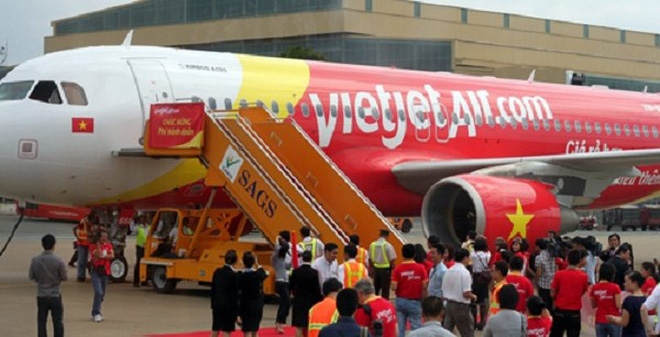 Top 6 Hãng hàng không giá rẻ tại Việt Nam
