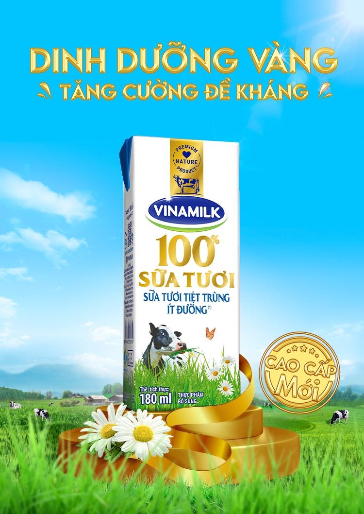 Top 10 Thương hiệu sữa đóng hộp được tin dùng nhất tại Việt Nam
