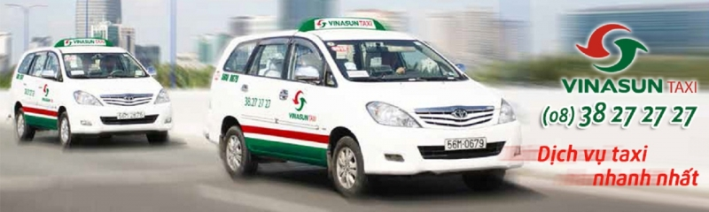 Top 6 Thương hiệu taxi được ưa chuộng nhất TP. HCM