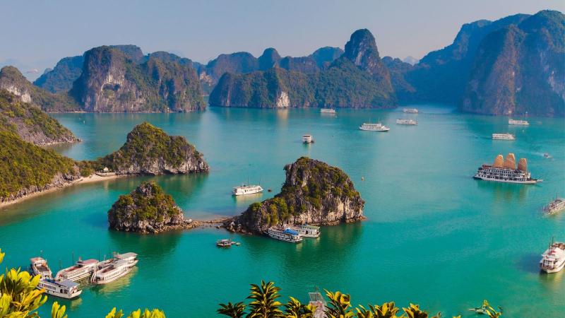 Top 15 Danh lam thắng cảnh đẹp như tranh vẽ nổi tiếng nhất Việt Nam