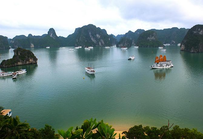 Top 12 Vịnh biển đẹp nhất Việt Nam