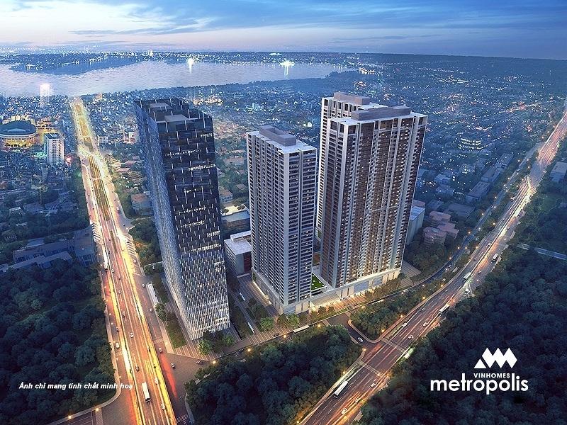 Top 10 Khu chung cư cao cấp đáng sống nhất ở Hà Nội