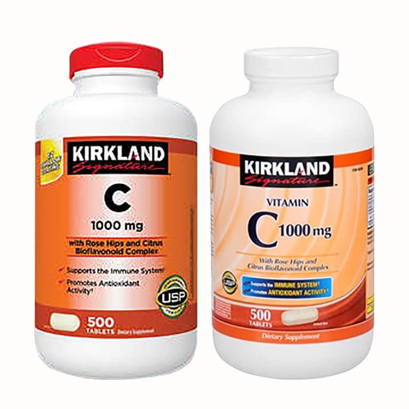 Top 13 Viên uống bổ sung vitamin C tăng sức đề kháng tốt nhất hiện nay