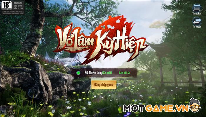 Bạn đã sẵn sàng trở thành đại anh hùng Kim Dung trong game Võ Lâm Kỳ Hiệp Gamota chưa?