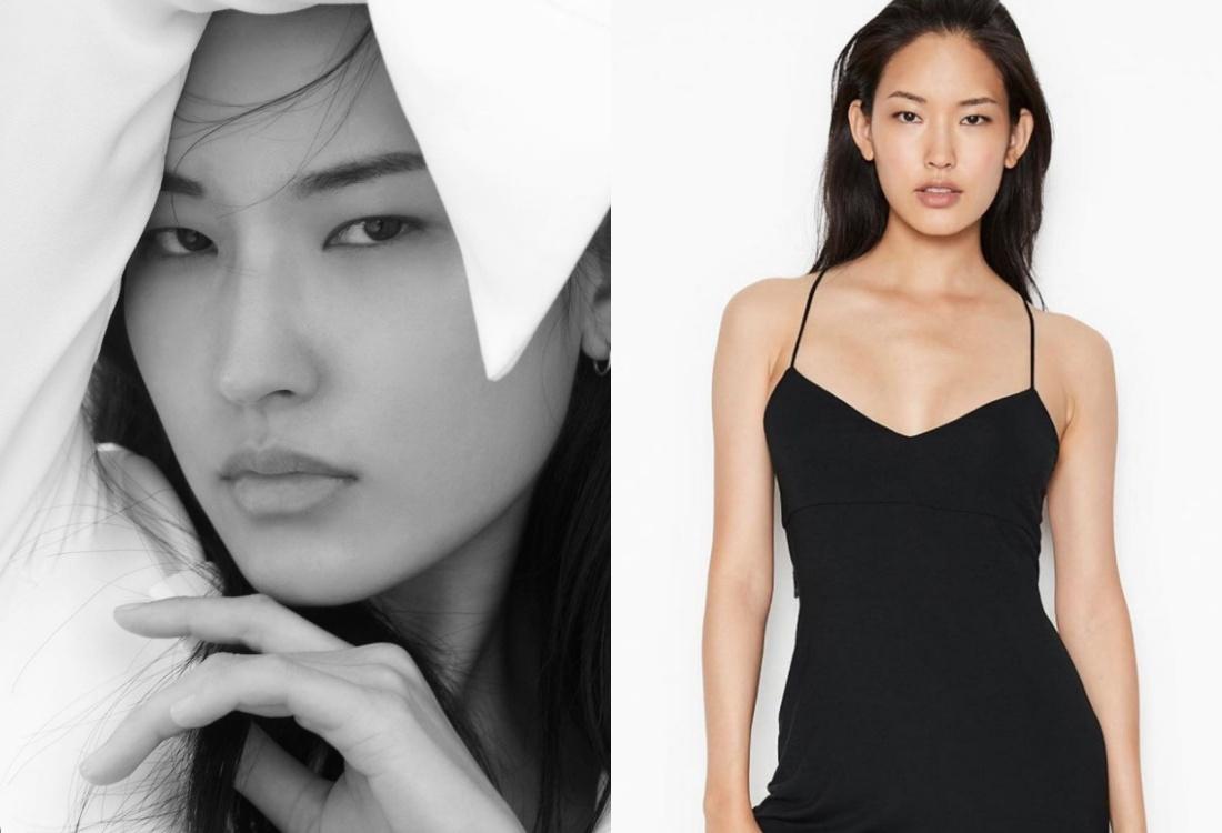 Nhan sắc người mẫu Hàn Quốc đầu tiên gia nhập Victoria's Secret