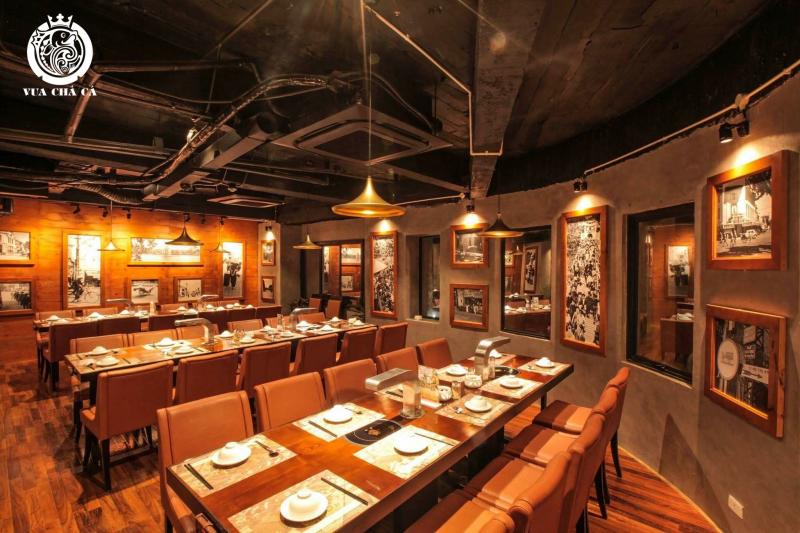 Top 5 Nhà hàng, quán ăn ngon ở đường Mai Hắc Đế, Hà Nội