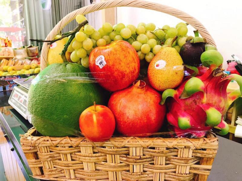 Top 5 Địa chỉ cung cấp hoa quả sạch tại Quy Nhơn,Bình Định