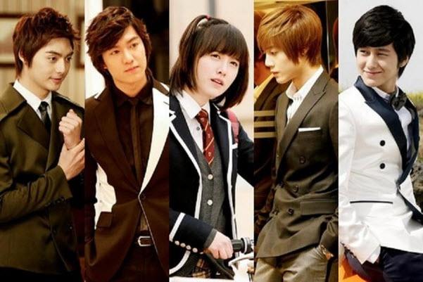 Top 13 Bộ phim học đường Hàn Quốc hay nhất