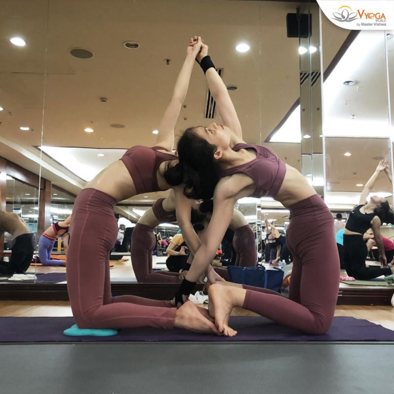 Top 5 Trung tâm dạy Yoga uy tín tại quận Gò Vấp, Tp.HCM