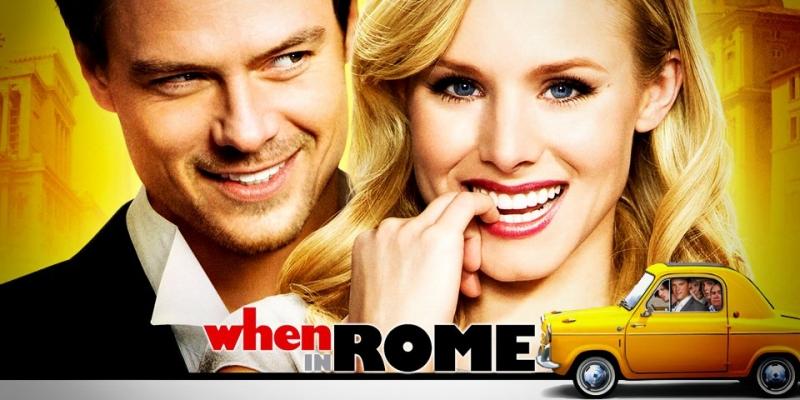 Cái đắt giá của When in Rome là đã làm nổi bật được giá trị  niềm tin trong tình yêu bằng những khoảng lặng đầy sâu sắc.