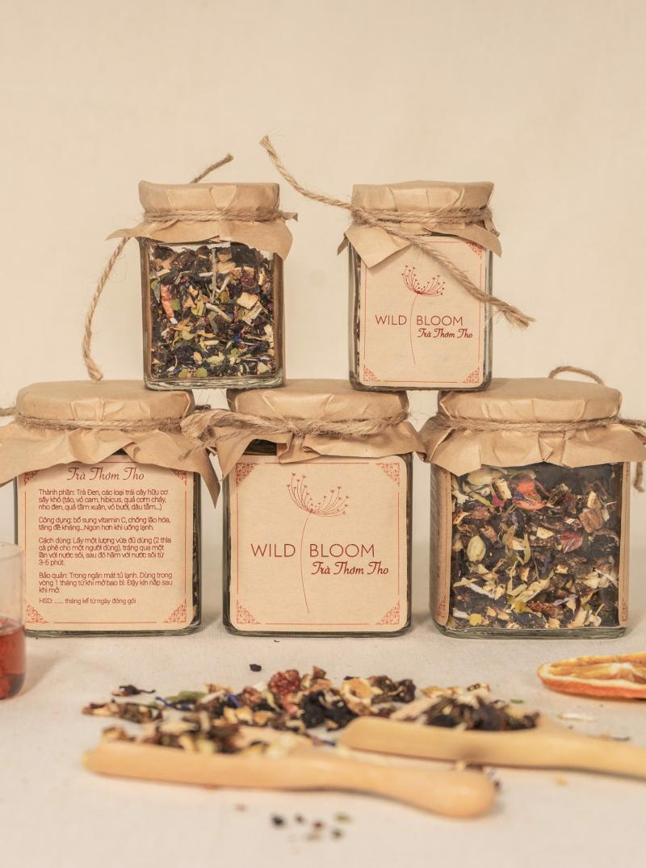 Top 5 Địa chỉ mua trà hoa khô thiên nhiên tốt nhất TP HCM