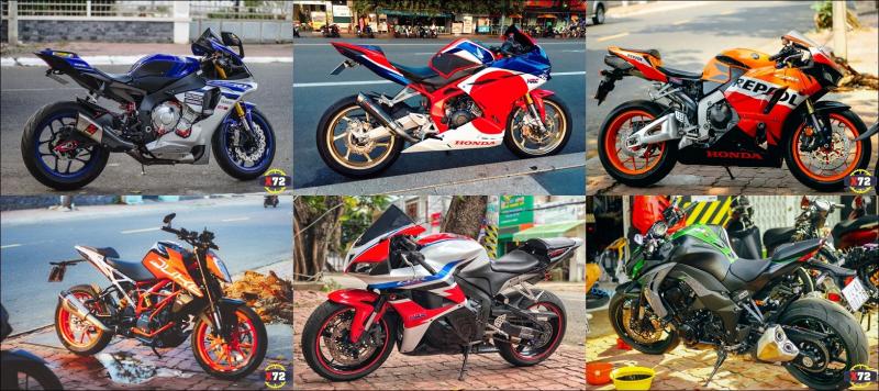 Top 5 Cửa hàng đồ chơi xe máy uy tín nhất Vũng Tàu