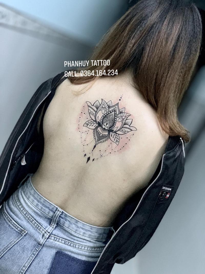 Xăm Hình Nghệ Thuật - Tattoo SaiGon