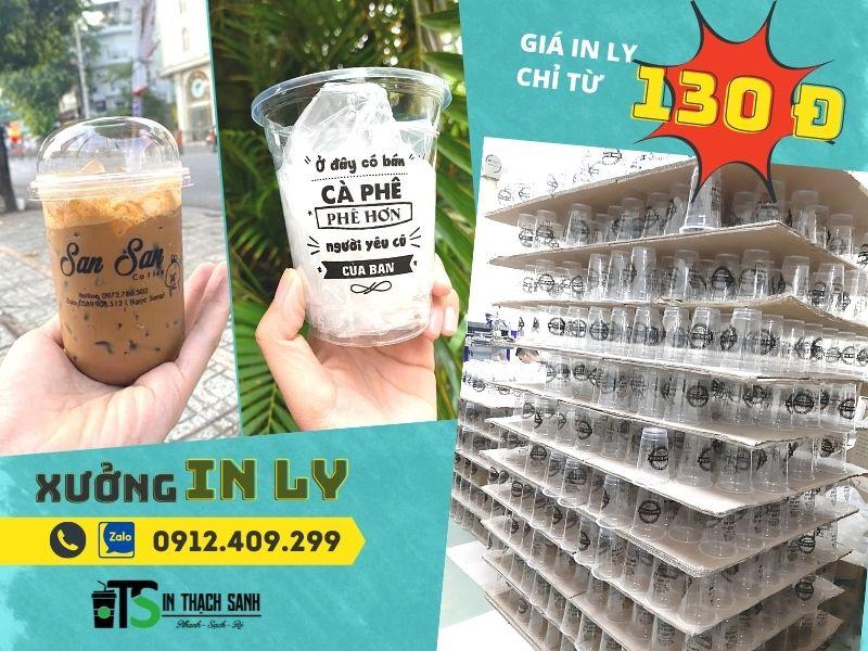 Top 10 Dịch vụ in ly nhựa uy tín, chất lượng nhất tại Tp HCM