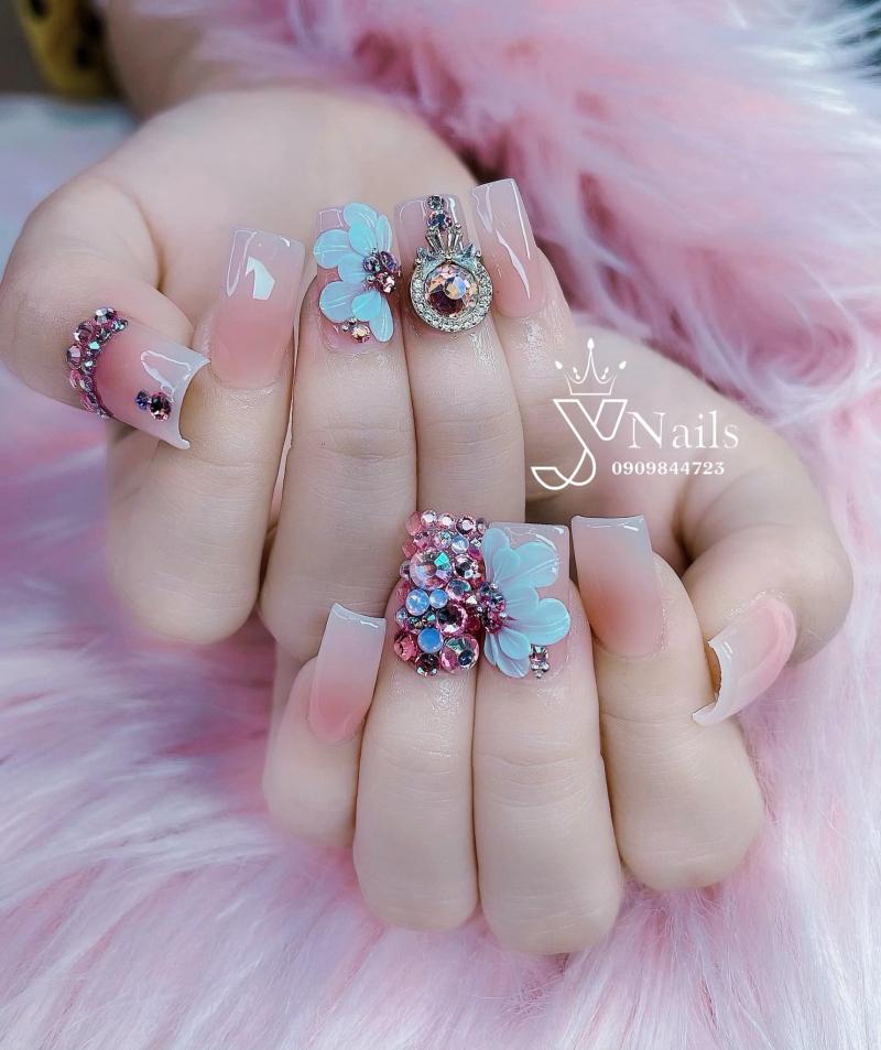 Top 10 Tiệm làm nail đẹp và chất lượng nhất Tây Ninh