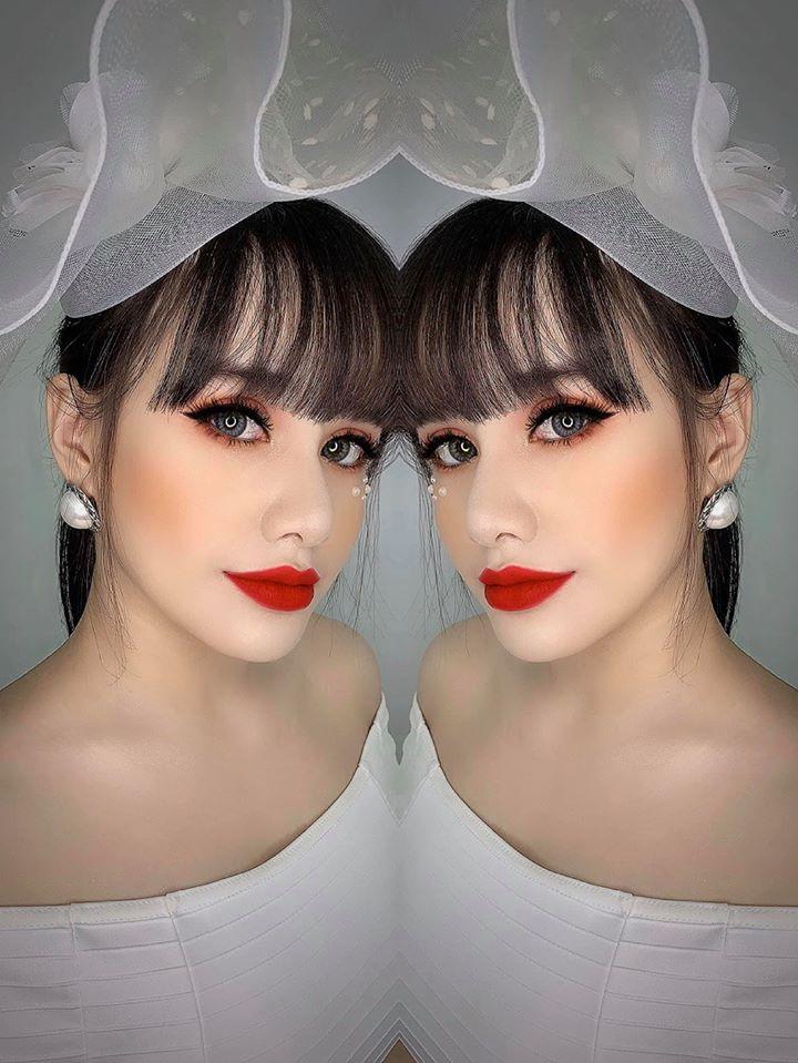 Yen Cong makeup
